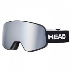 Maschera sci Head Horizon FMR argento