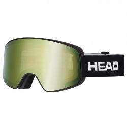 Maschera sci Head Horizon TVT verde