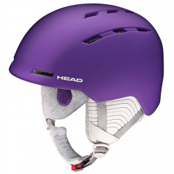 Casco sci Head Valery viola