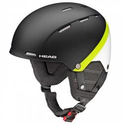Casco esquí Head Tucker Boa negro