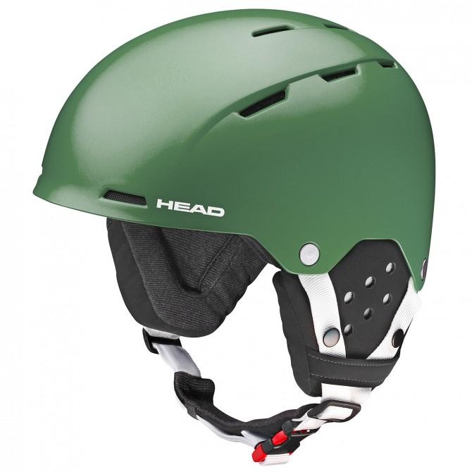 Ski helmet Head Trex green