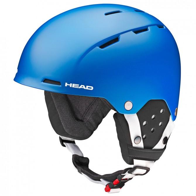 Casco esquí Head Trex azul claro
