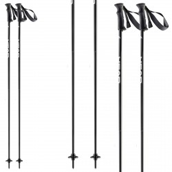 Ski poles Head Airfoil black