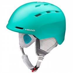 Casco sci Head Vanda turchese