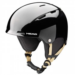 Casque ski Head Ten noir