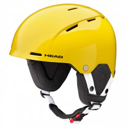 Casco sci Head Taylor giallo