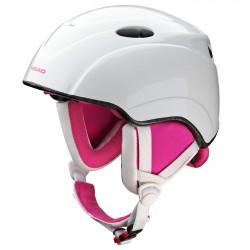 Casco sci Head Star bianco-rosa