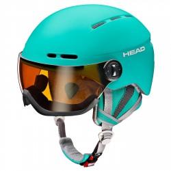 Casque ski Head Queen turquoise