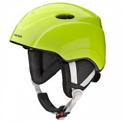 Casco sci Head Joker lime