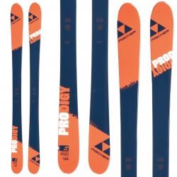 Esquí Fischer Prodigy + fijaciones SL75