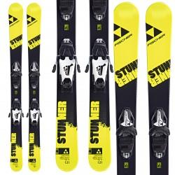 Esquí Fischer Stunner + fijaciones FJ4
