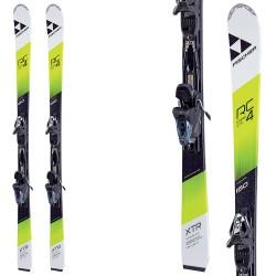 Esquí Fischer Xtr Rc4 Speed Rt + fijaciones RS10 Pr