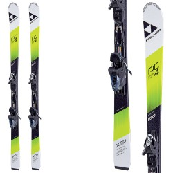 Ski Fischer Xtr Rc4 Speed Rt + fixations RS10 Pr