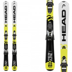 Ski Head Supershape Team + fixations SLR 7.5 AC BR 78