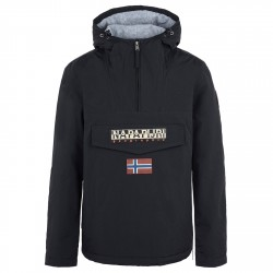 Cagoule Napapijri Rainforest Winter Hombre negro