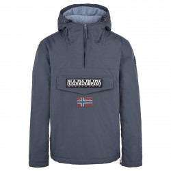 Cagoule Napapijri Rainforest Winter Uomo grigio