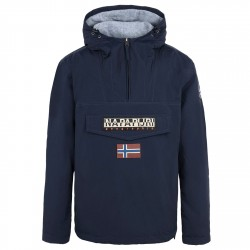 Cagoule Napapijri Rainforest Winter Homme bleu