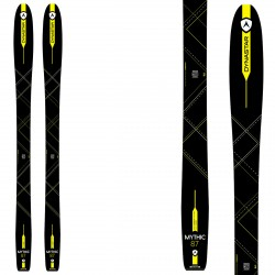 Mountaineering ski Dynastar Mythic 87 + bindings Lx 12