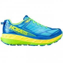 Trail running shoes Hoka One One Stinson ATR 4 Man light blue