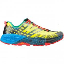 Zapatos trail running Hoka One One Speedgoat 2 Hombre amarillo