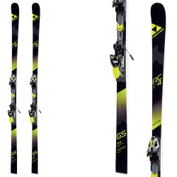 Sci Fischer RC4 WorldCup GS Men WCP Curv Booster