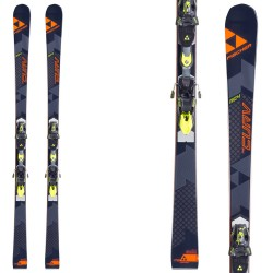 Ski Fischer RC4 The Curv CB + bindings Rc4 Z13 FF