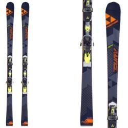 Ski Fischer RC4 The Curv CB + fixations Rc4 Z13 FF