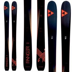 Esquí Fischer Ranger 108 Ti + fijaciones Race 16