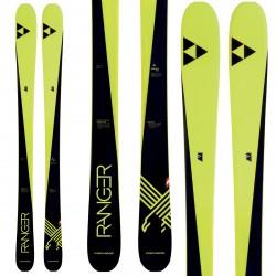 Esquí Fischer Ranger + fijaciones SL 70