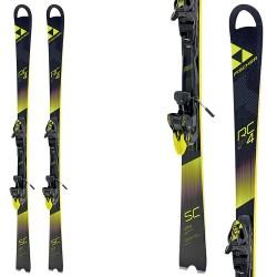 Esquí Fischer RC4 WorldCup SC RT + fijaciones RC4 Z12 PR