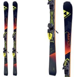 Ski Fischer RC4 The Curv Ti Ar + bindings RC4 Z11 PR