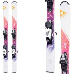 Ski Fischer Koa Jr + bindings FJ7 Ac