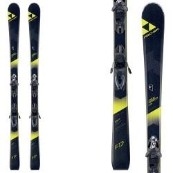 Ski Fischer Progressor F17 Tpr + fixations Rs 10 Pr