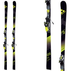 Sci Fischer RC4 WorldCup GS Masters Curv Booster + attacchi RC4 Z17