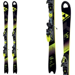 Ski Fischer RC4 WorldCup SL Jr WCP 16 + bindings Freeflex 11