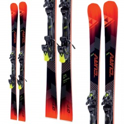 Sci Fischer RC4 The Curv GT + attacchi Mbs 13