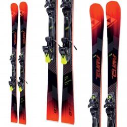 Ski Fischer RC4 The Curv GT + bindings Mbs 13