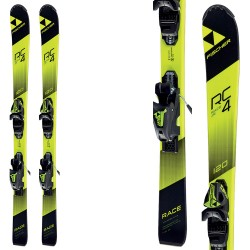 Ski Fischer RC4 Race Jr Slr 2 + fixations Fj7 Ac Slr