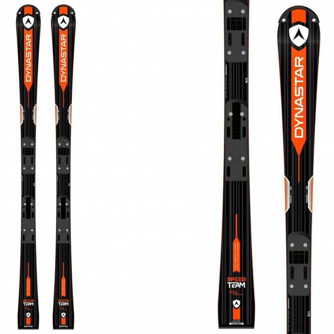 Ski Dynastar Speed Team SL (R20 Pro) + bindings Nx Jr 10