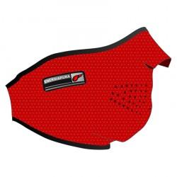 Mascherina sci Energiapura Windtex rosso