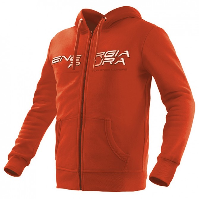 Sweatshirt Energiapura Onnarp Unisex orange