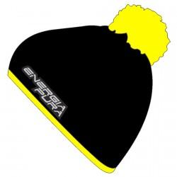 Sombrero Energiapura Peak negro-amarillo