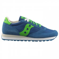Sneakers Saucony Jazz Original Man royal-green