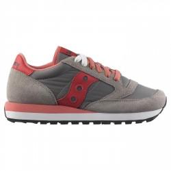 Sneakers Saucony Jazz Original Mujer gris-rosa