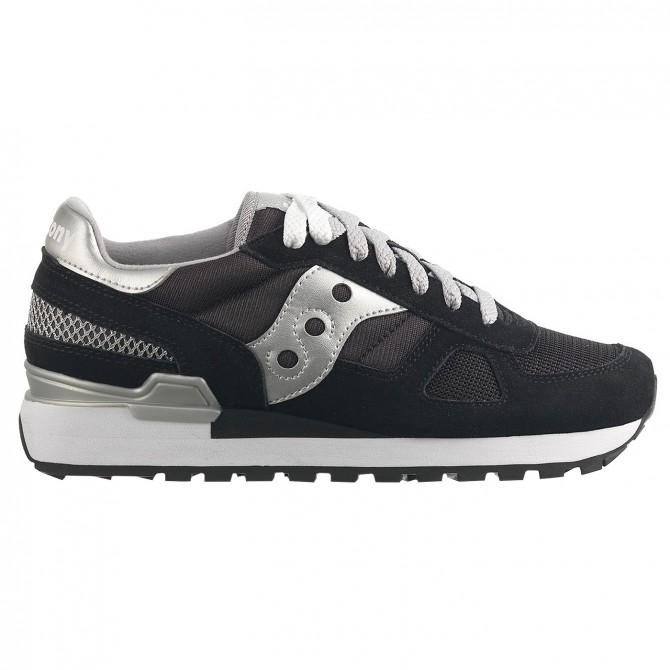 Sneakers Saucony Shadow Original Donna nero