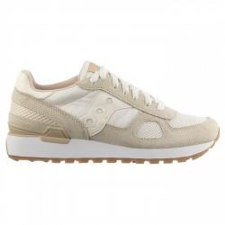 Sneakers Saucony Shadow Original Femme beige