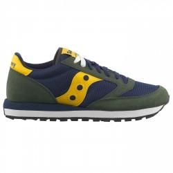 Sneakers Saucony Jazz Original Ballistic Homme bleu