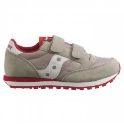 Sneakers Saucony Jazz Original Double Bambino grigio