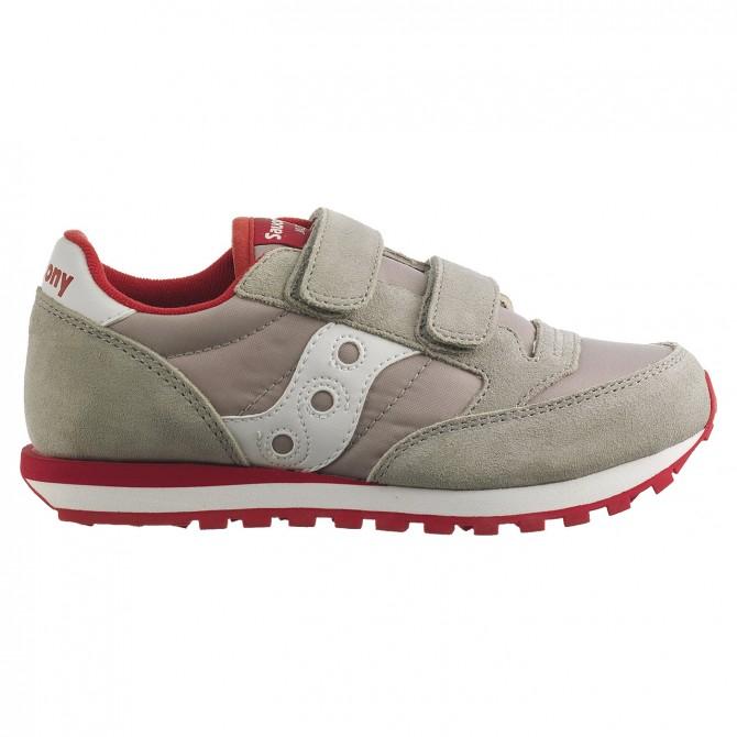 Sneakers Saucony Jazz Original Double Niño gris
