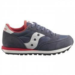 Sneakers Saucony Jazz O' Bambina blu-rosa